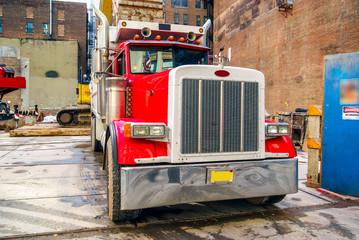 Truck américain