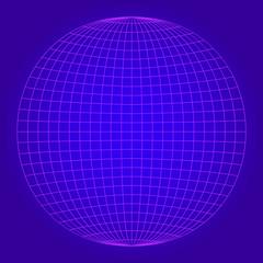 グリッド 球体2