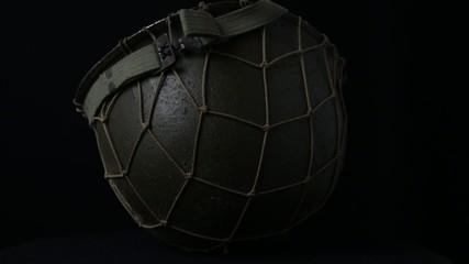 american wwii military helmet