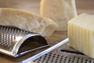 parmesan to grate