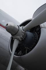 verkehrshaus Schweiz Propellerflugzeug