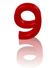 kırmızı renkli 9