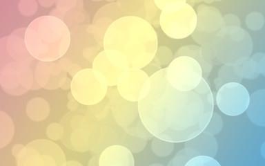 Multi Colored Defocused Light Background.