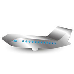 Plane 3D icon