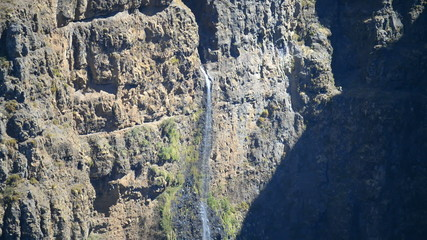 Simien Mountains National Park, Amhara region, Ethiopia, Africa