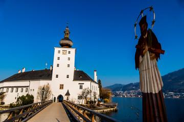 Österreich, Gmunden, Schloss Ort