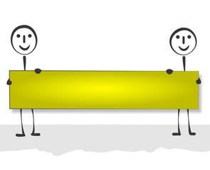 sarı renkli arka plan