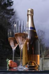 Tid för champagne