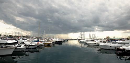 Kalamis Marina, istanbul, TURKEY