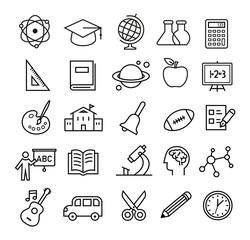 Education Icons