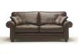 Leather sofa settee - 80918766