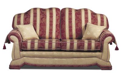 Sofa Settee stripes