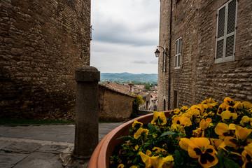 Gubbio, Perugia, Umbria, Italia