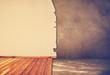 Leinwanddruck Bild - Interior Repair, instagram retro style