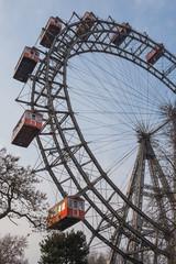 Riesenrad im Wiener Prater