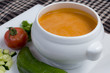 Gazpacho. Spanish style soup