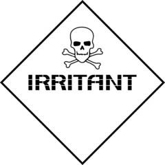 Irritant.