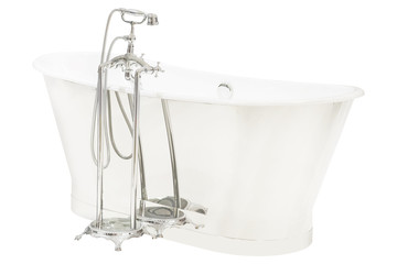 luxury modern bathtub