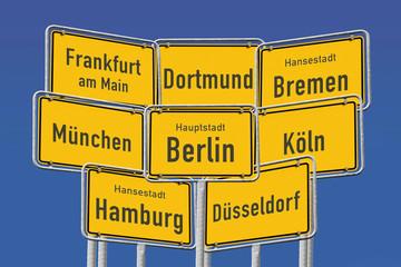 Deutsche Metropolstädte