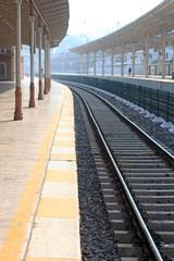 Train station, Sirkeci, Istanbul, Turkey