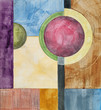 an abstract painting - 80927586
