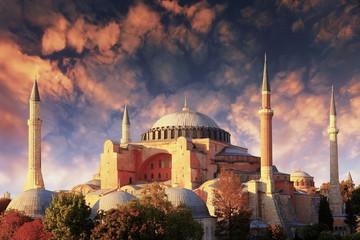Hagia Sophia,istanbul, TURKEY