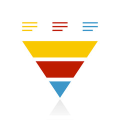 Color Infographic icon