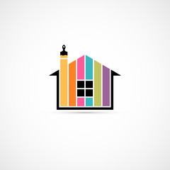 House renovation icon