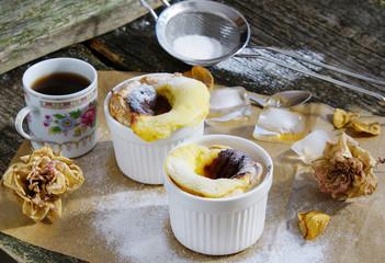 Pastel de Belem (Pastel de nata) -  Portuguese egg tart pastry