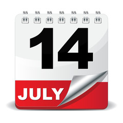 14 JULY ICON