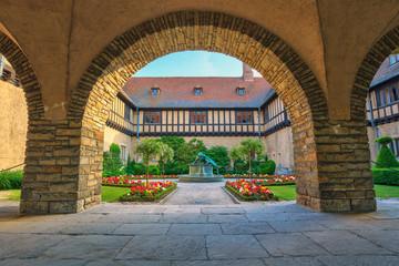 Cecilienhof Palace, Potsdam, Germany