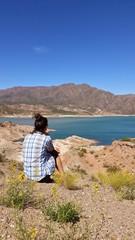 Mountain contemplation