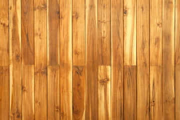 Teak wooden textured