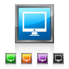 Square Computer icon