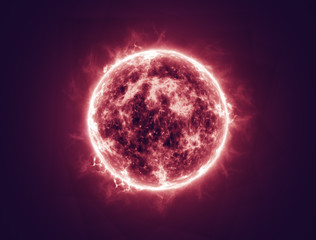 the outer body of the sun being in the ring of fire