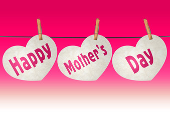 Happy Mothers Day - Muttertag