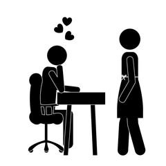 Love design, vector illustration