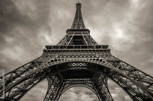 Eiffel Tower - 80951351