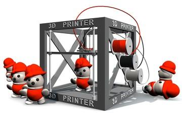 Seriematige productie met 3D printer