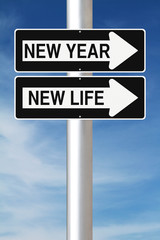 New Year and Life