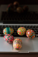 Easter eggs on macbook