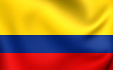 Flag of Colombia - 80953323