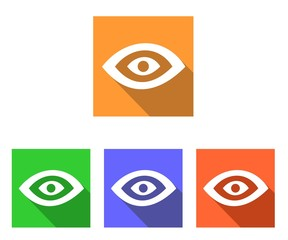 the eyes icons