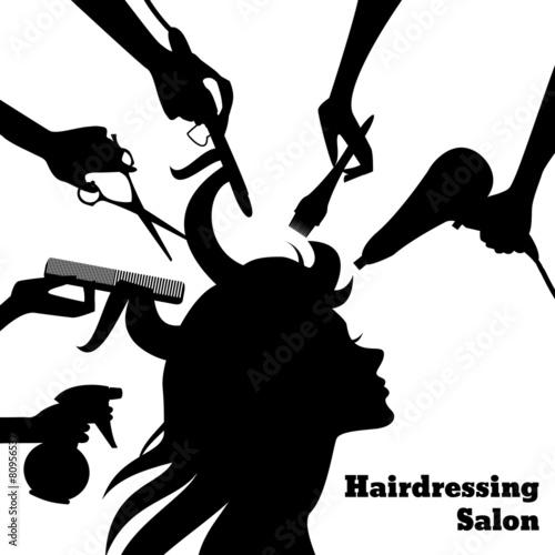 Beauty Salon Concept - 80956537