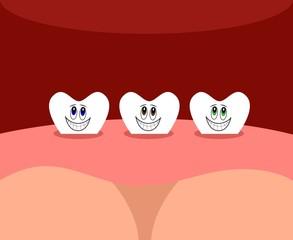 teeth smiles