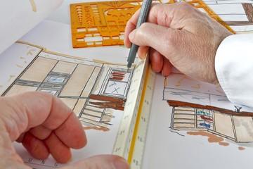Küchen Planung im Studio