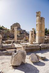 Ancient Ephesus, Turkey. The Ruins. (UNESCO tentative list)