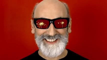 Hypnoglasses hide sparkles