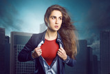 Superhero Woman