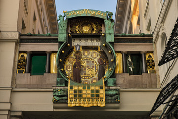 Anker - Uhr | Wien